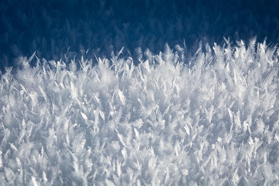 Black Aesthetic Wallpaper Free Photo Ice Eiskristalle Frozen Winter Free Image