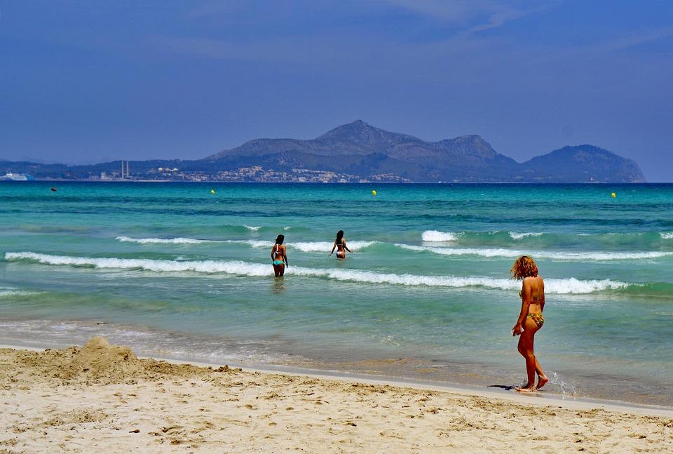 Jesus Wallpaper Hd Playa De Muro Mallorca Balearic 183 Free Photo On Pixabay