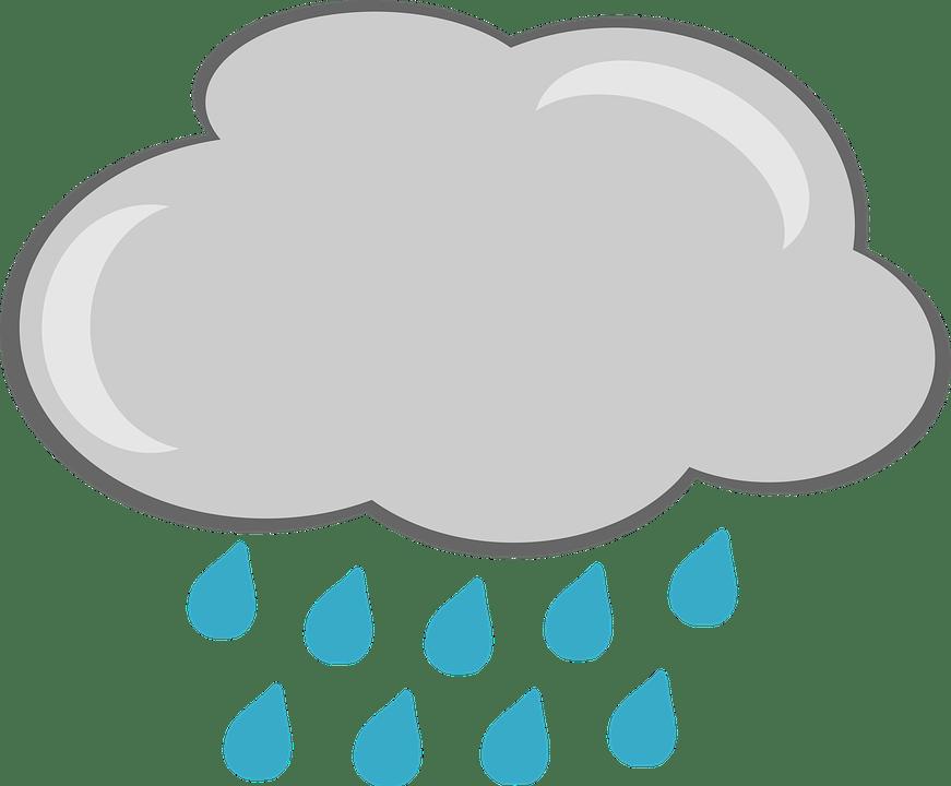 Raindrops Falling On Flowers Wallpaper Rain Cloud Weather 183 Free Image On Pixabay