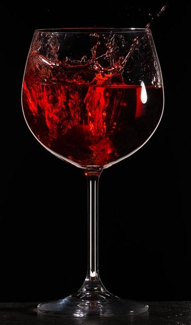 Blue Galaxy Hd Wallpaper Free Photo Splash Wine Drink Liquid Glass Free