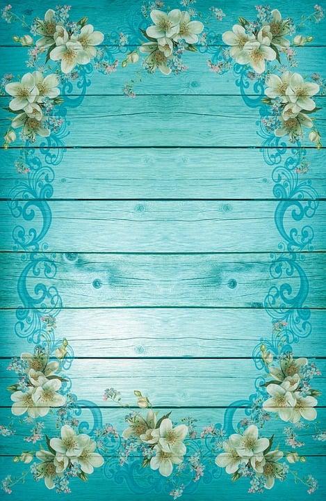 Turquoise Blue Frame · Free image on Pixabay