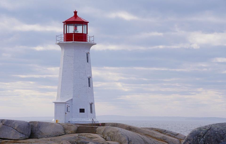 Travel Background Hd Wallpapers Free Niagra Falls Lighthouse Nova Scotia Canada 183 Free Photo On Pixabay