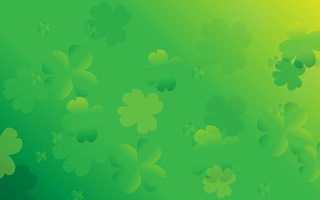 Cute Roses Wallpapers Download St Patricks Day Background Clover 183 Free Image On Pixabay