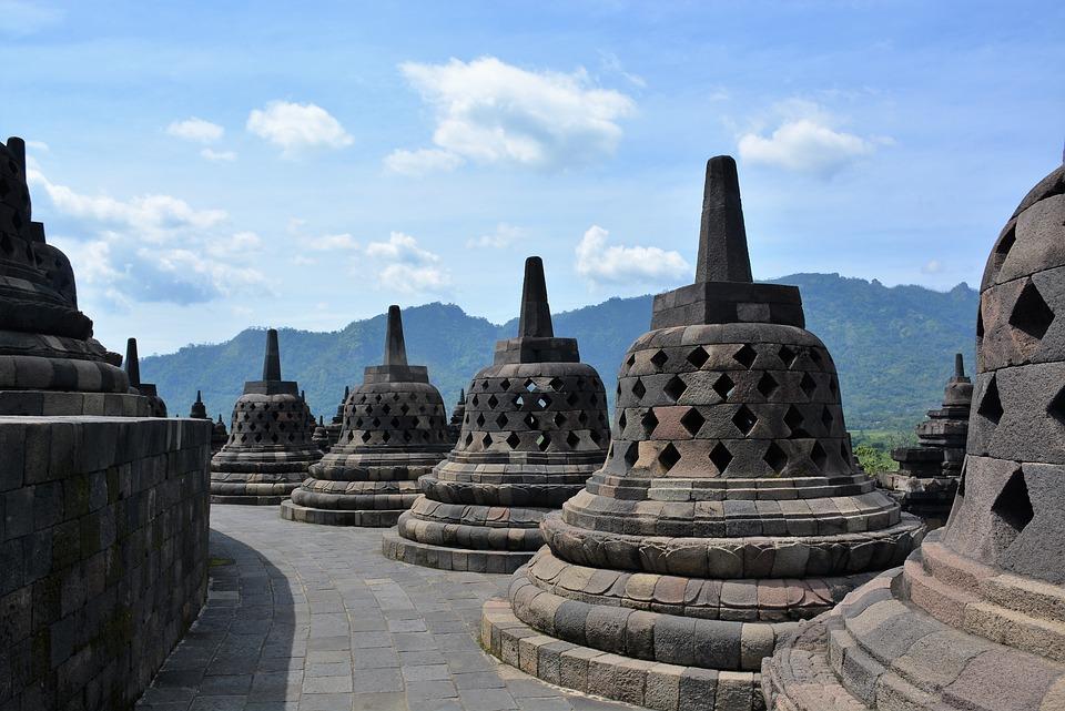 Car Wallpaper 2018 Borobudur Indonesia Culture 183 Free Photo On Pixabay