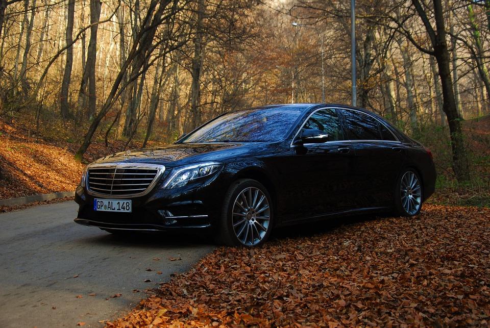 Hd Wallpaper Cars 2 Kostenloses Foto Auto Herbst Benz Luxus Auto
