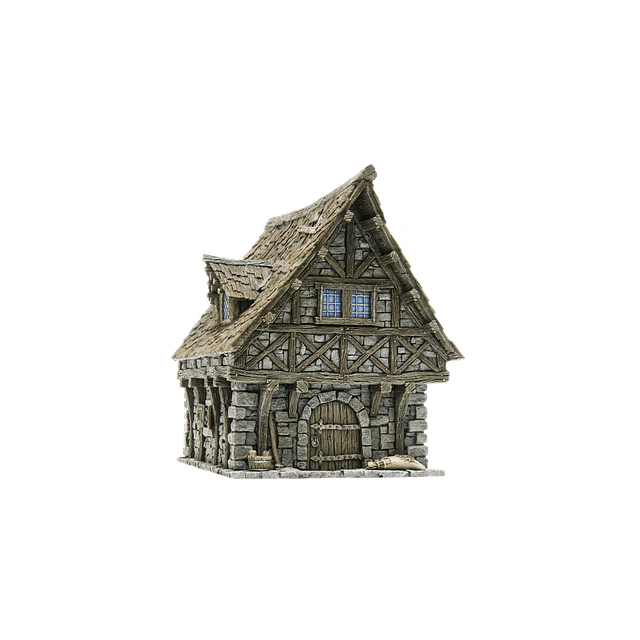 Free 3d Fall Wallpaper Medieval House Cottage Farm 183 Free Image On Pixabay