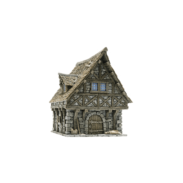 Fall In Love Wallpaper Medieval House Cottage Farm 183 Free Image On Pixabay