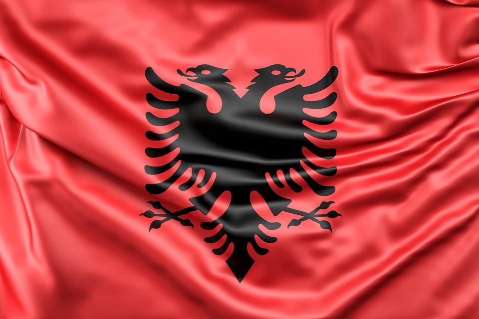 Albania Wallpaper Hd Albanien Flagge Europa 183 Kostenloses Foto Auf Pixabay