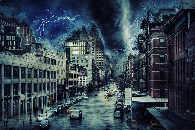 1920x1080 Fall Urban Wallpaper City Rain Storm 183 Free Image On Pixabay