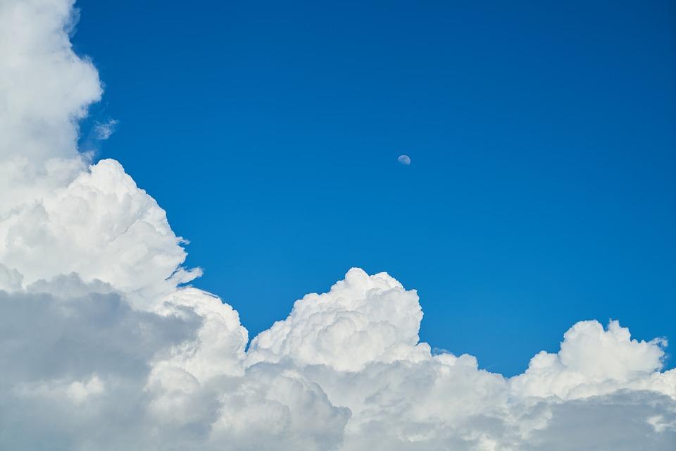 Nube Azul Fondo · Foto gratis en Pixabay - fondo nubes