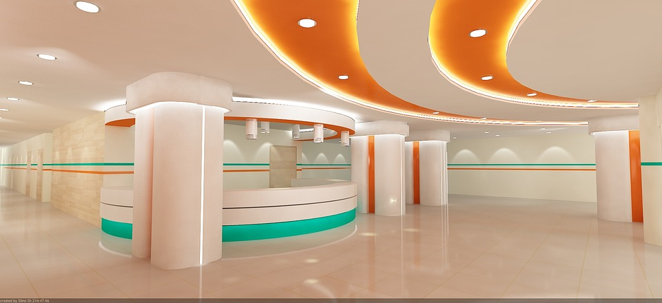 Morning 3d Wallpaper Hospital Reception 183 Free Image On Pixabay