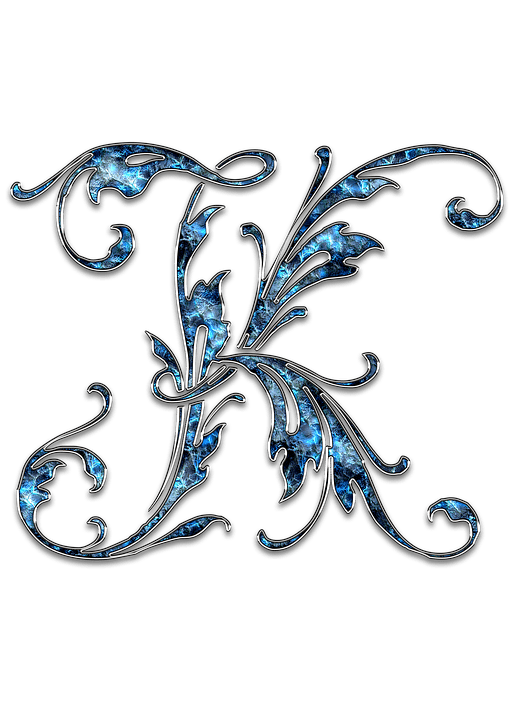 Creative Hd Wallpapers Free Download Free Illustration Letter Letter K K Initials Font