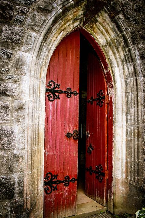Pretty Girl Wallpaper Free Download Free Photo Church Door Red Door Doorway Free Image