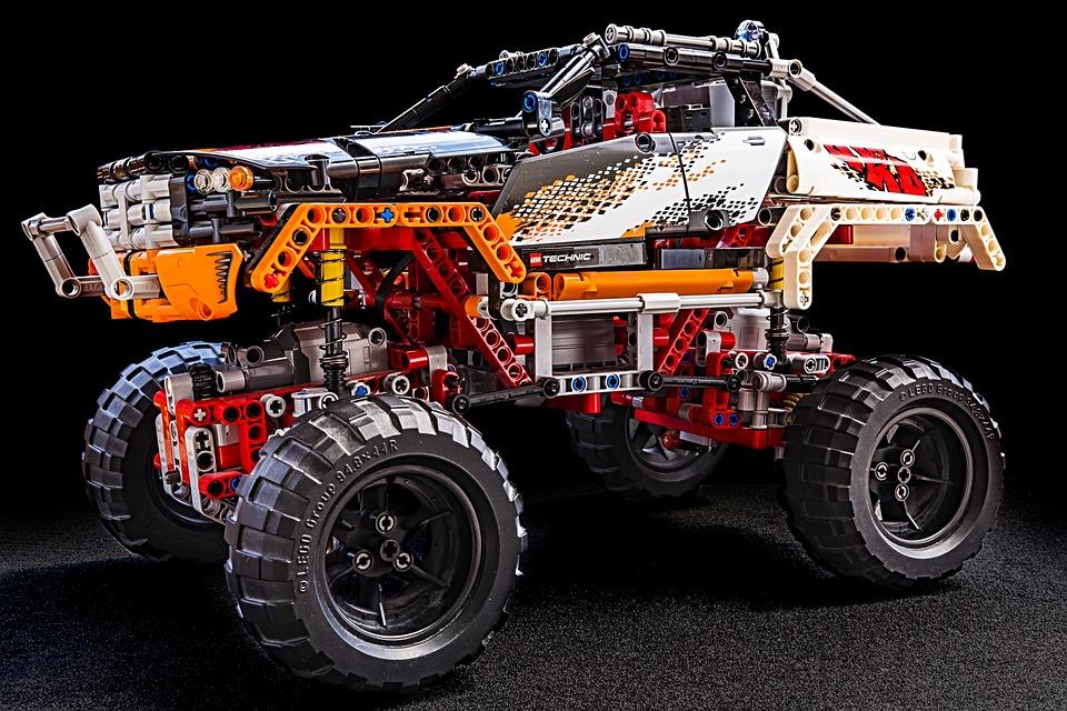 Monster Truck Lego Technic · Free photo on Pixabay
