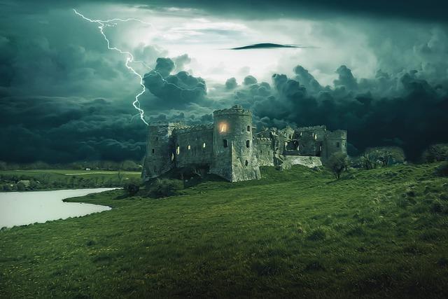 Hd Rose Wallpaper For Pc Free Illustration Castle Fantasy Dark Medieval Free