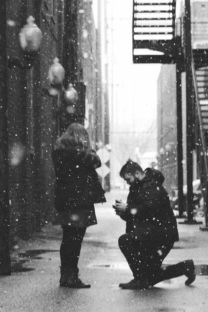 Wallpaper Of Lonely Girl In Rain Black And White People Man 183 Free Photo On Pixabay