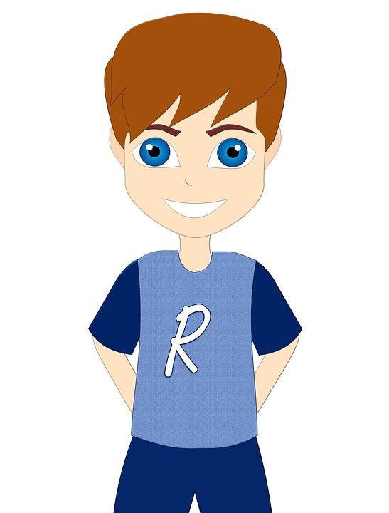 Cartoon Boy Child · Free image on Pixabay