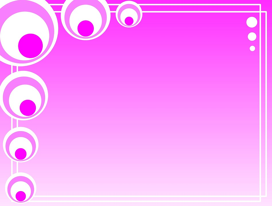 Cute Pink Background - Free image on Pixabay