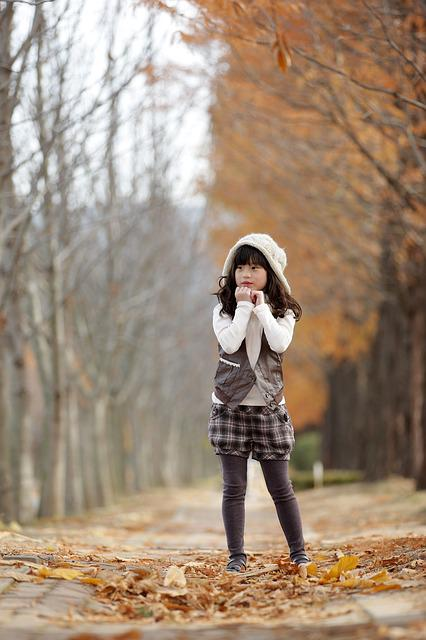 Face Of Girl Wallpaper Late Autumn Girl 183 Free Photo On Pixabay