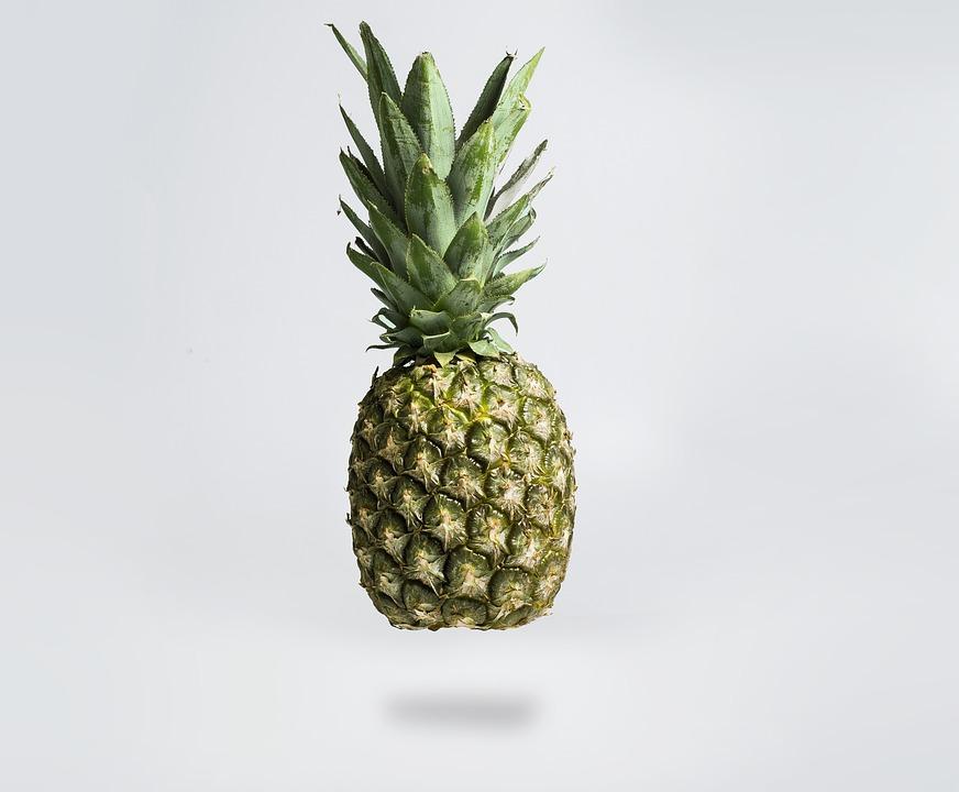 Pineapple Fruit Green · Free photo on Pixabay