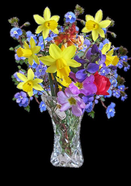 Cartoon Fall Wallpaper Flower Vase Spring 183 Free Photo On Pixabay