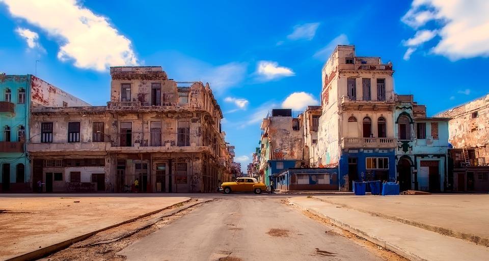Car Wallpaper Clipart Havana Cuba Panorama 183 Free Photo On Pixabay