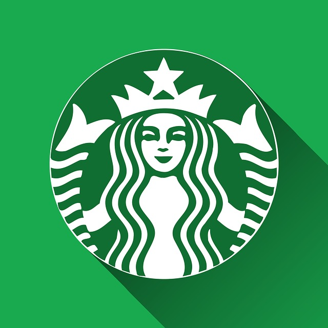 Free Car Wallpaper Download Mobile Starbucks Logo Long Shadow 183 Free Image On Pixabay