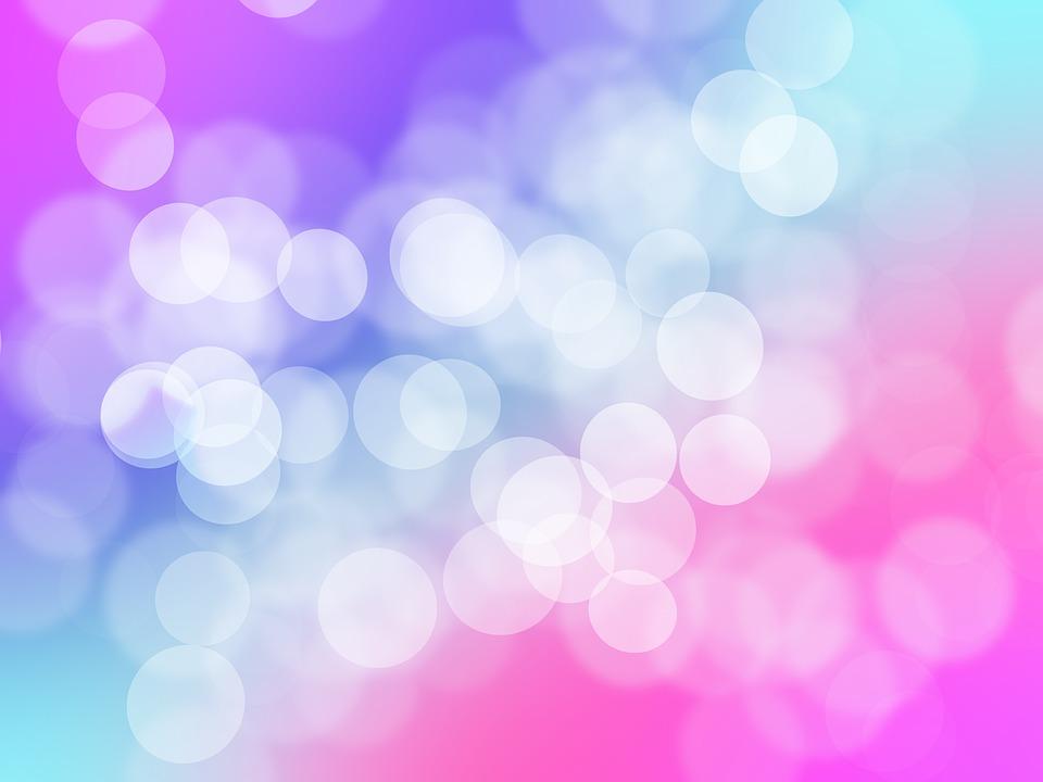 Bubble Background Blurry · Free image on Pixabay
