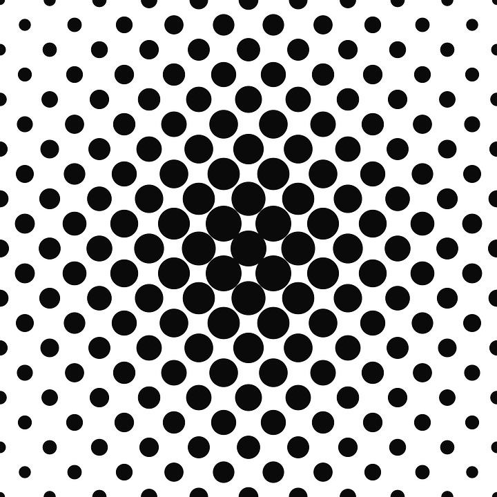 Beautiful Face Girl Wallpaper Circle Pattern White 183 Free Image On Pixabay