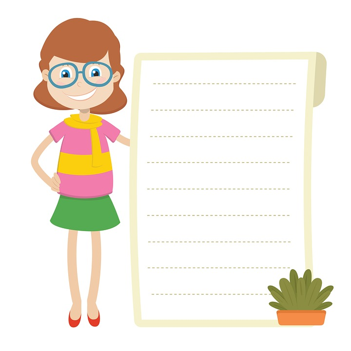 Animated Girl Wallpaper Free Download Teacher Paper Woman 183 Free Image On Pixabay