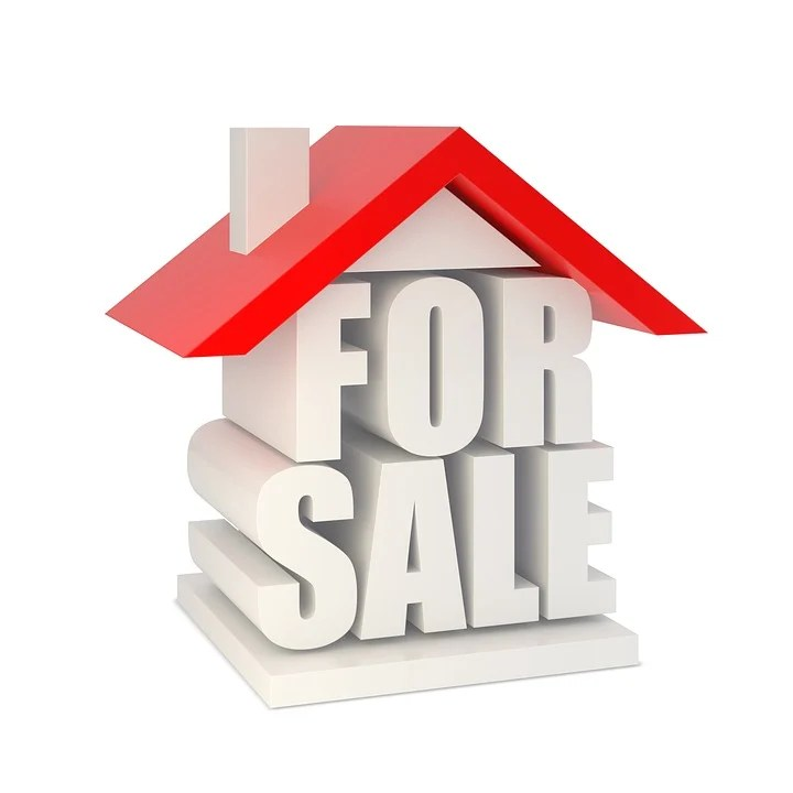 House For Sale Banking Building - Free image on Pixabay