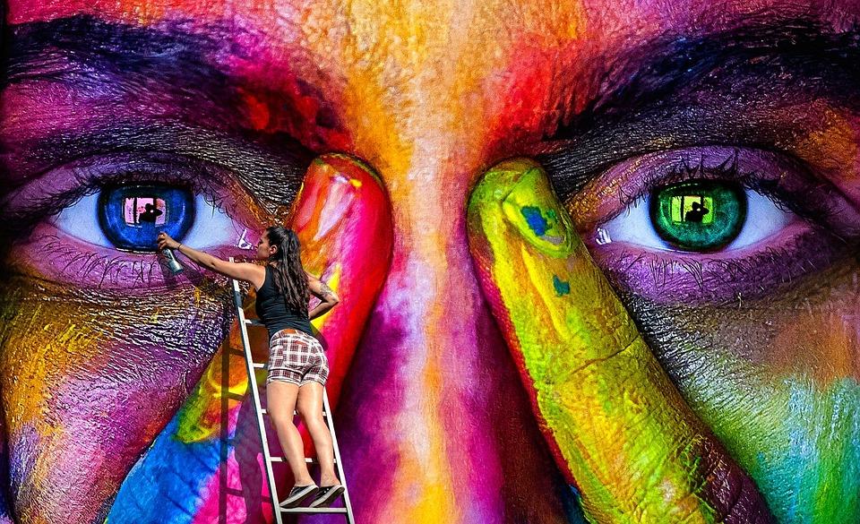 Wall Art Spray Graffiti  Free photo on Pixabay