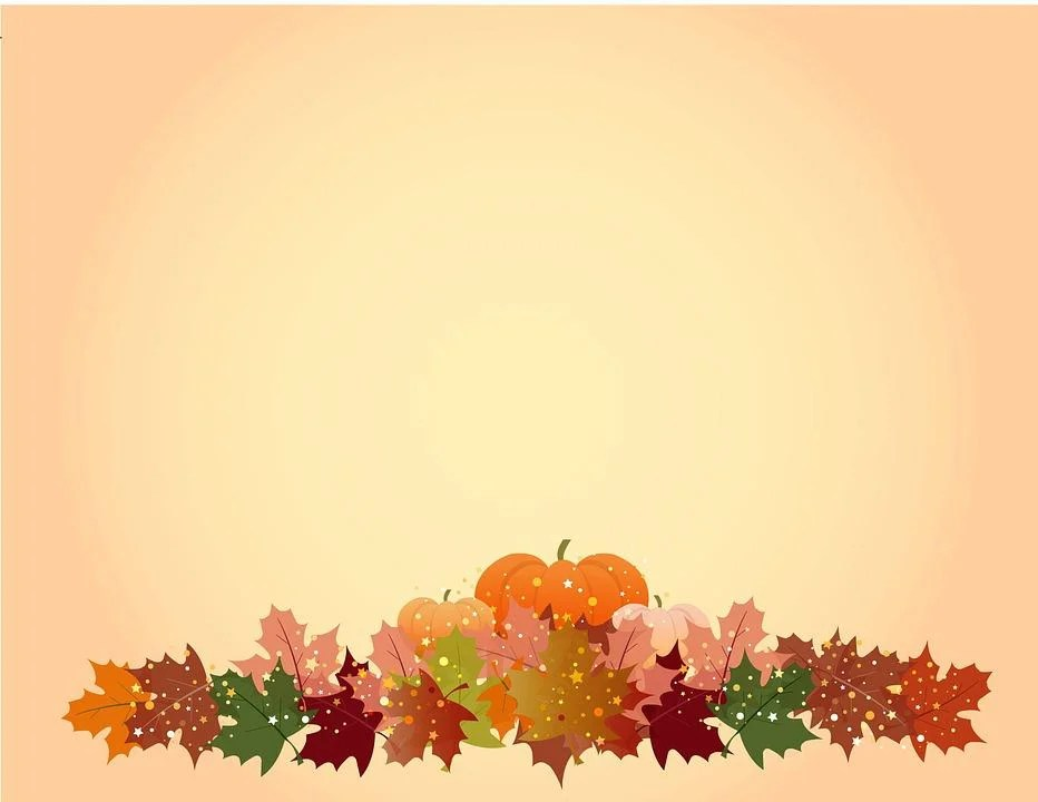 Fall Harvest Desktop Wallpaper Thanksgiving Background 183 Free Photo On Pixabay