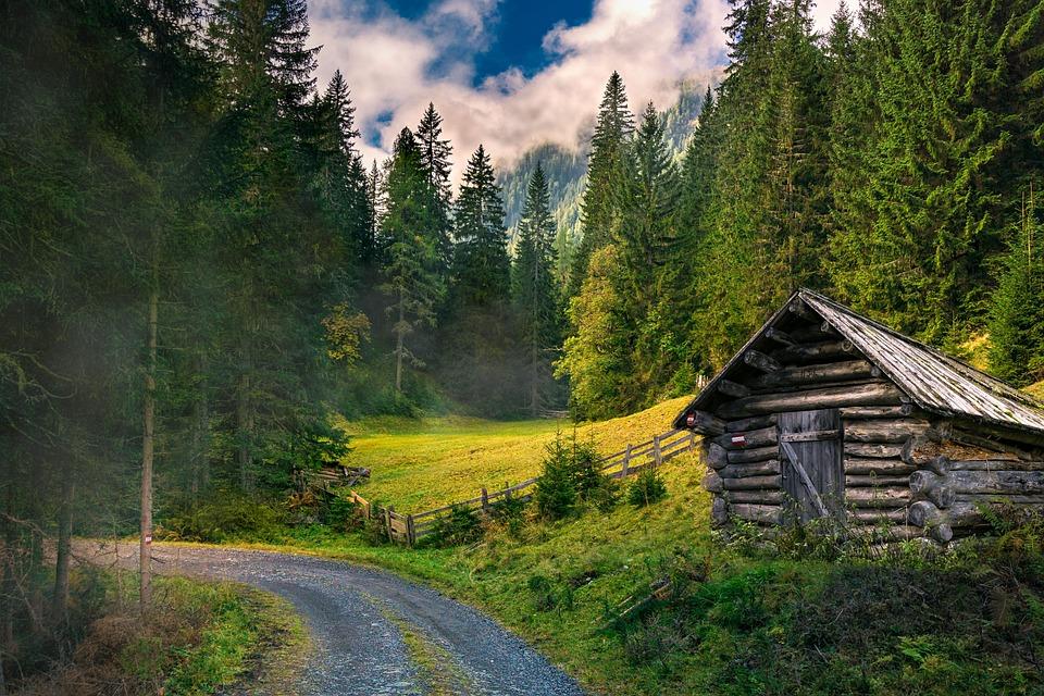 4k Fall Painting Wallpapers Autumn Landscape Photos Www Pixshark Com Images