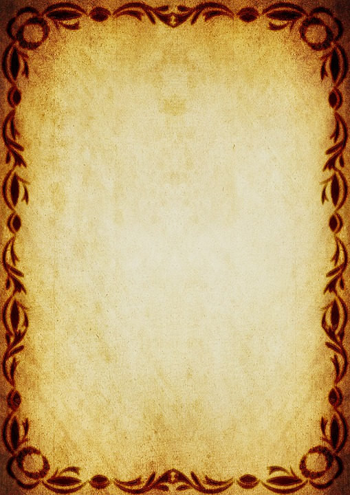 Old Paper Wallpaper Hd Frame Ornaments Background 183 Free Photo On Pixabay