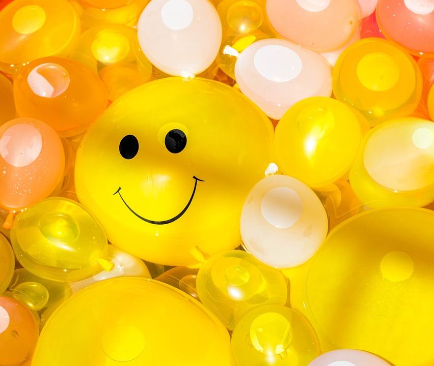 Hd Wallpaper Girl Face Smile Happy Balloon 183 Free Photo On Pixabay