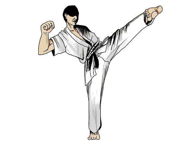 Sporty Girl Wallpaper Karate Martial Arts Sports 183 Free Image On Pixabay