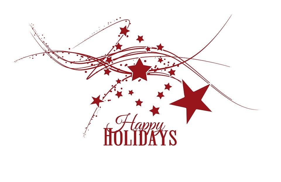 Happy Holidays Christmas Serious - Free image on Pixabay