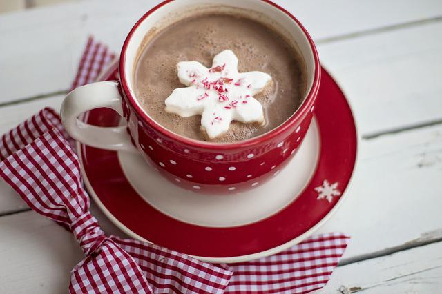 Gif Images Animated Wallpapers Hot Chocolate Cocoa Christmas 183 Free Photo On Pixabay