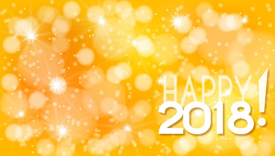 New Year Background Happy - Free image on Pixabay