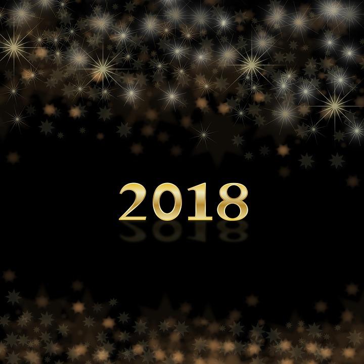 Ano Novo 2018 Cartão · Imagens grátis no Pixabay