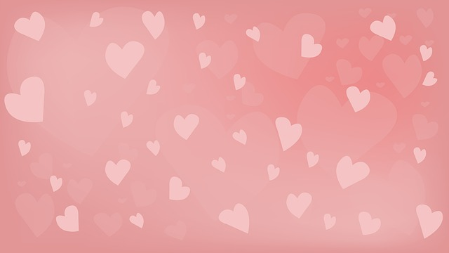 Cute Pinkish Wallpapers Heart Shape Background 183 Free Image On Pixabay