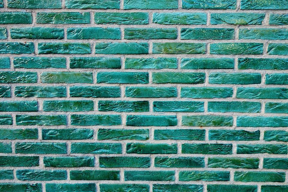 Free Wallpaper 3d Hd Brick Wall Green Bricks 183 Free Photo On Pixabay