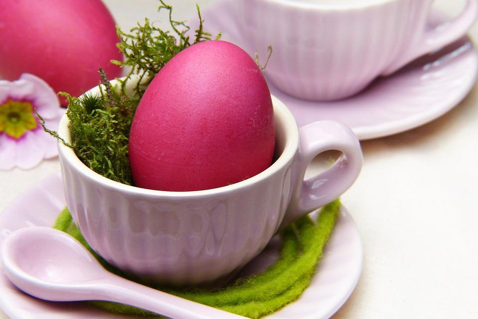 easter egg no background