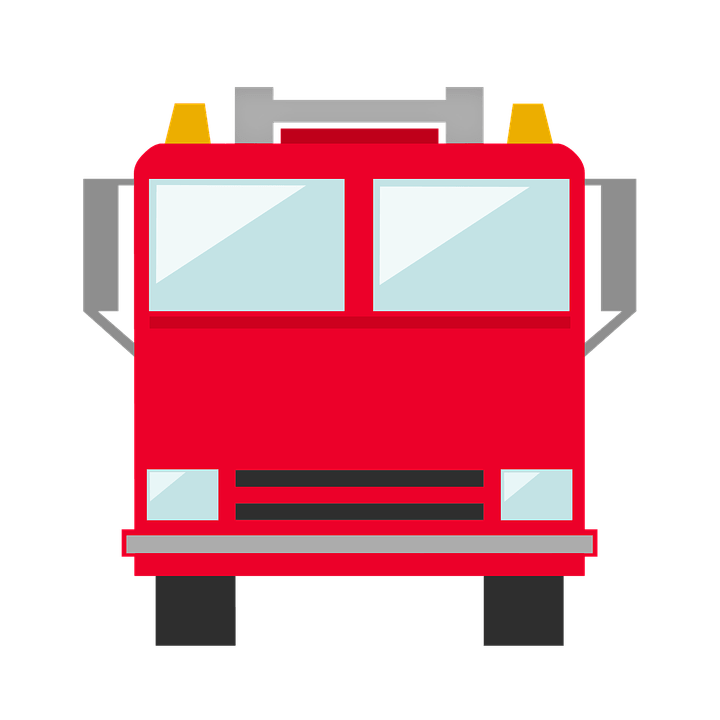 Car Wallpaper Clipart Firetruck Icon Fire 183 Free Image On Pixabay