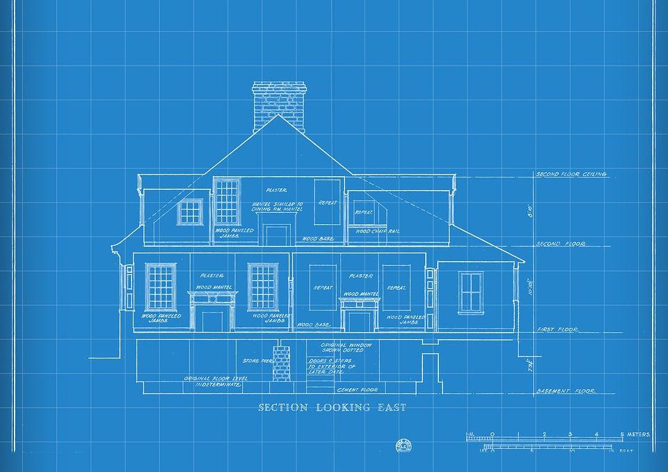 3d Wallpaper Editor Technology Blueprint House Drawing 183 Free Image On Pixabay