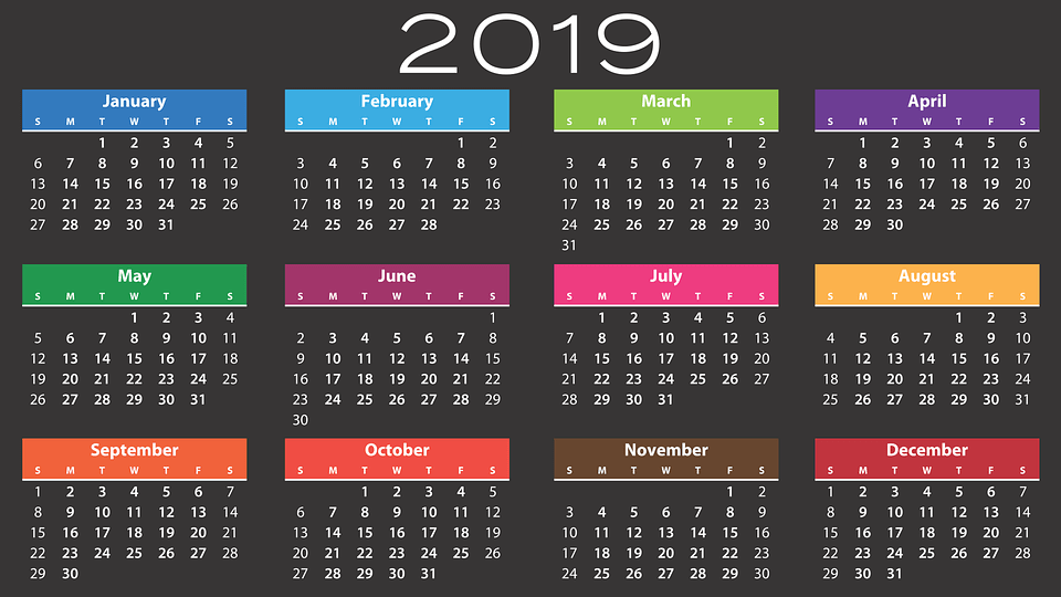 Usa Hd Wallpaper Download Calendar 2019 Agenda 183 Free Vector Graphic On Pixabay