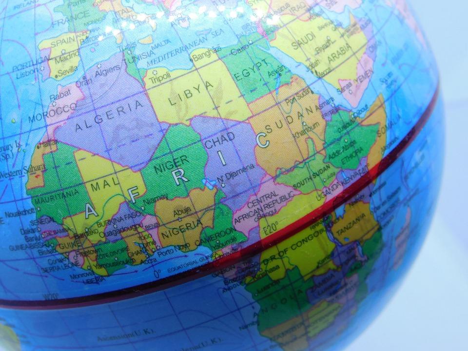 Verdenskart Kart Verden Gratis Foto Pa Pixabayfototapet Plakater