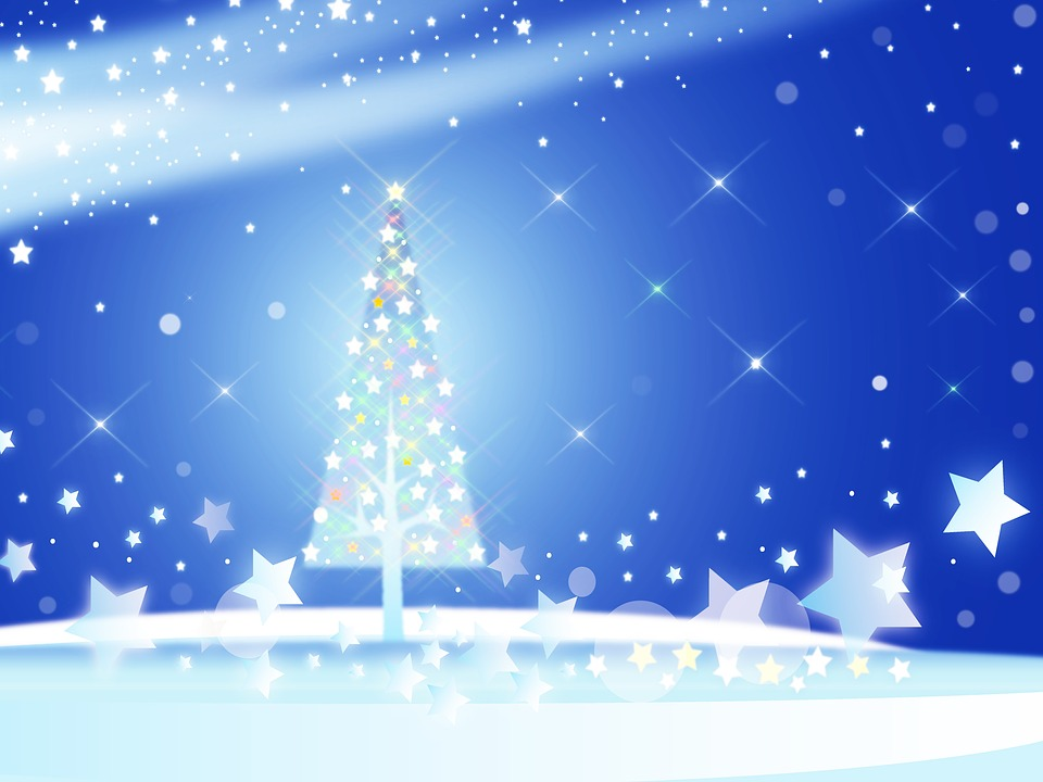 Christmas Background Merry - Free image on Pixabay