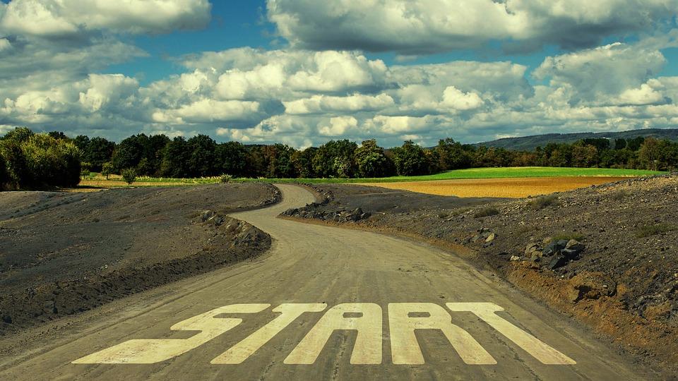 Road Start Beginning - Free photo on Pixabay